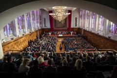 Post Graduate Graduation ceremony 2017.   *** Local Caption *** PG Graduation Post Graduation Alumni Plymouth Guildhall